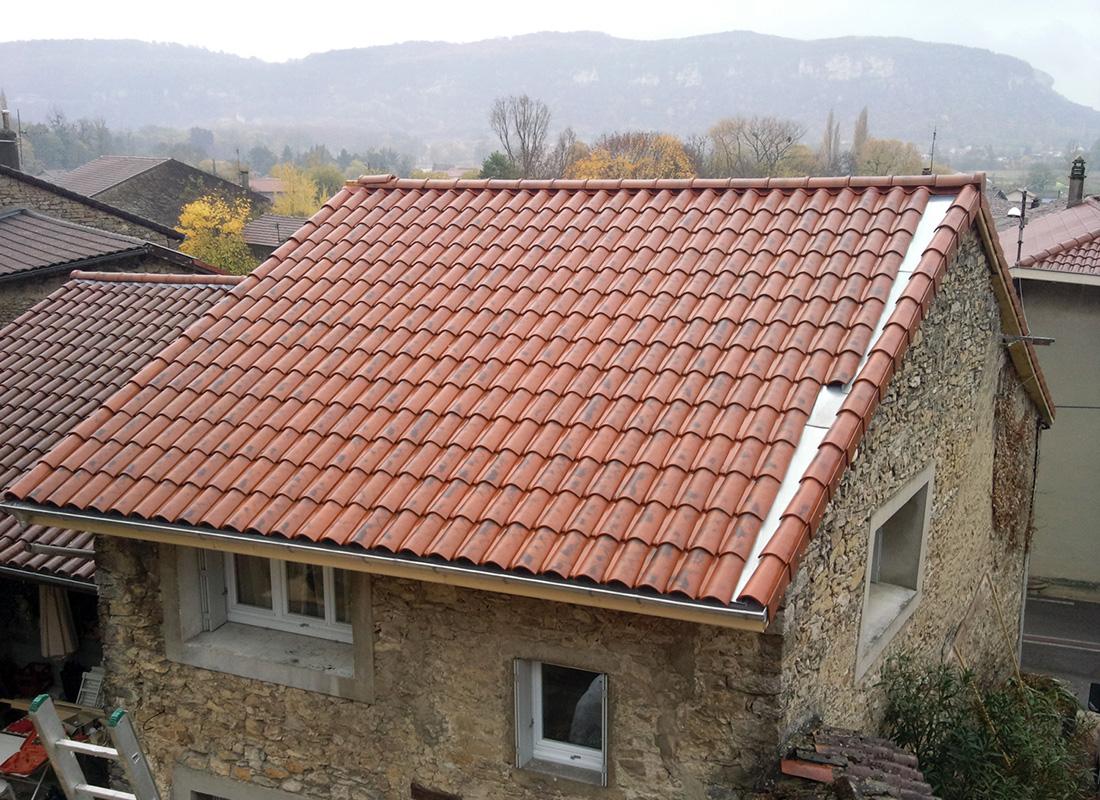 Archirel charpentier bois couvreur zingueur depuis 110 for Combien coute une toiture complete